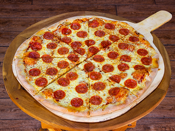 Pizza pepperoni (36 cm)