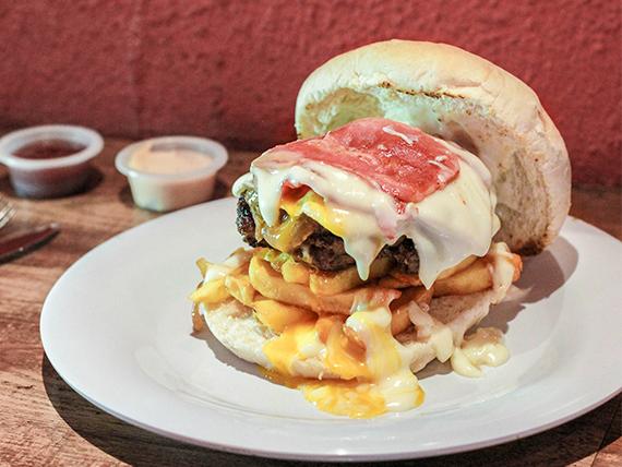Burger nortina