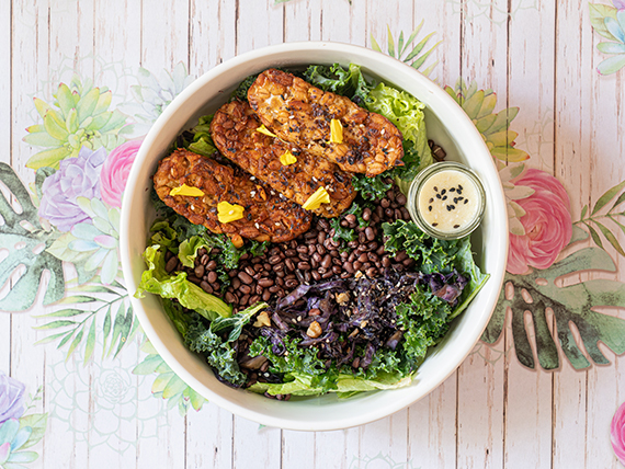 Bowl Asia vegano