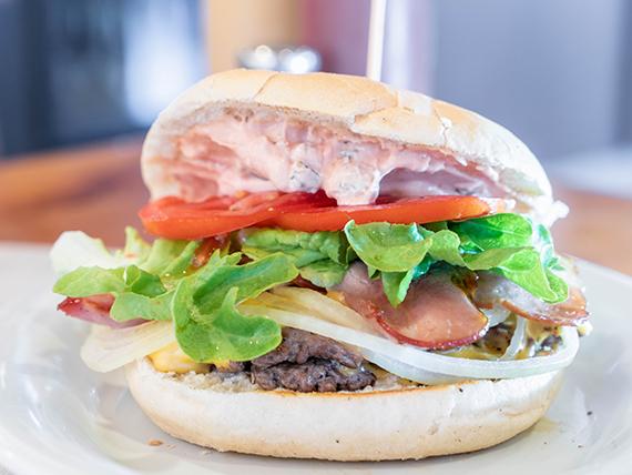 Super american burger