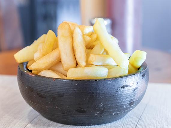 Papas fritas medianas 500 gr