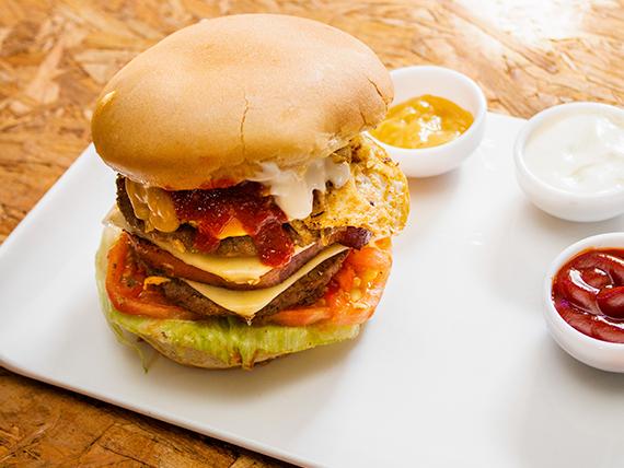 Burger Canaima