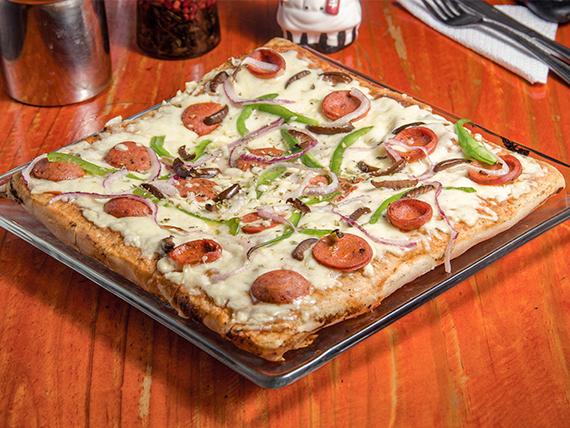 Pizza mexicana (32x32cm)