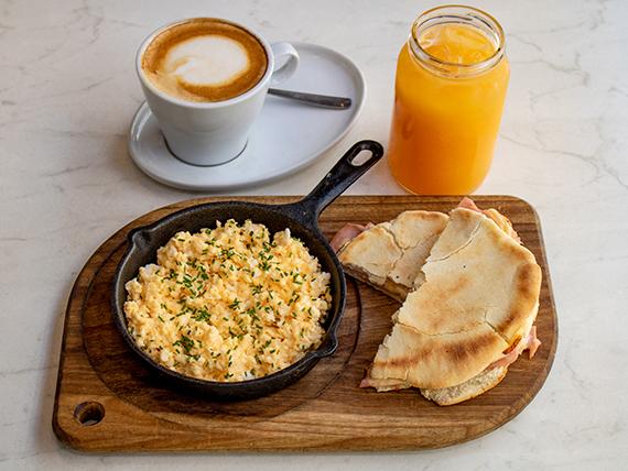 Desayuno o merienda - Proteico