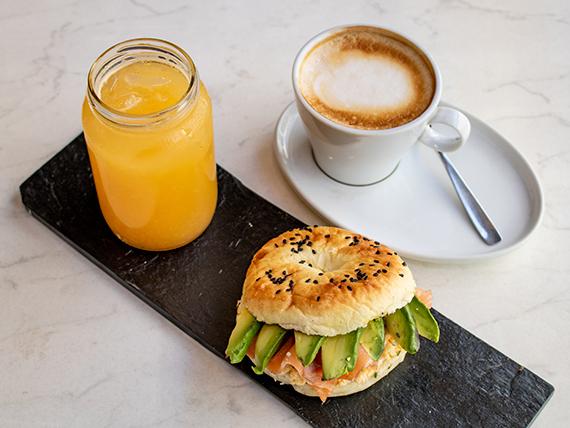 Desayuno o merienda - Buena vida