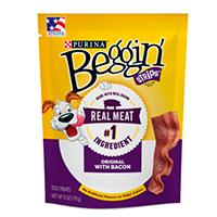 Purina - Beggin Strips Original Bacon 3oz (85gr)
