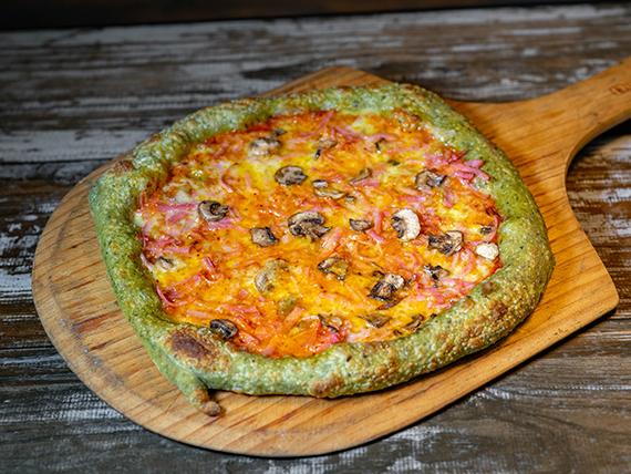 Pizza la ahumada