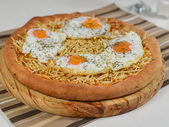 Pizzeta especial Salsabor