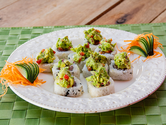 Mexican roll (10 unidades)