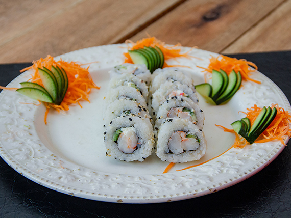 Boston roll (10 unidades)