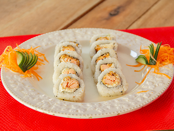 King dragon roll (10 unidades)