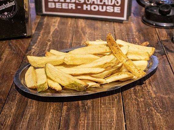 Papas fritas (para dos personas)