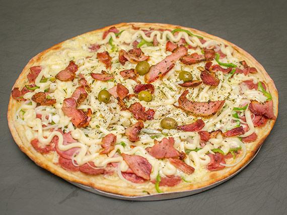 Pizza italianíssima