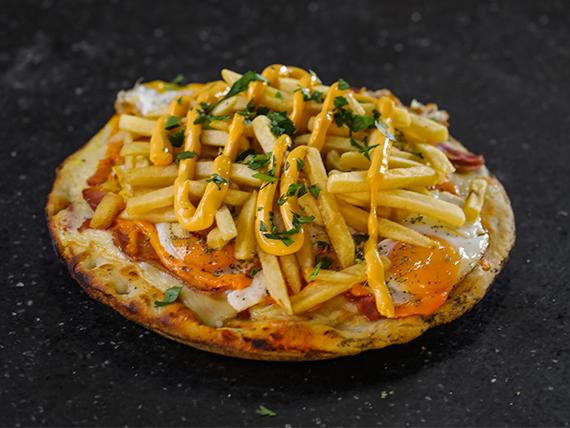 Pizzeta de la hostia