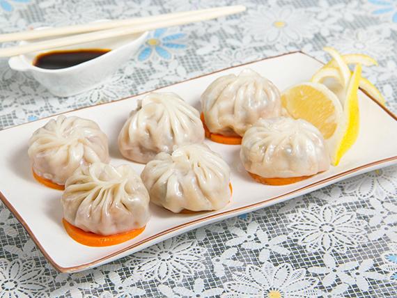 Mini dumpling (6 unidades) - Shanghai