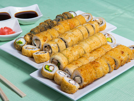Promo –  Inka Food (60 piezas tempura)