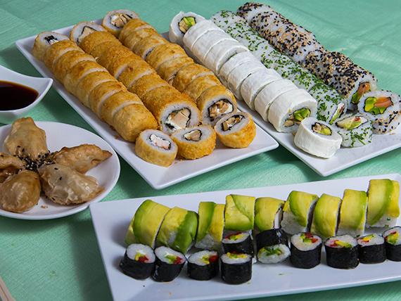 Promo – Inka Food (85 piezas mix)