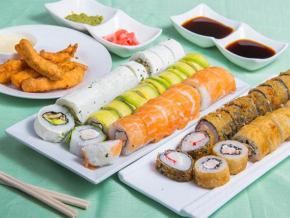 Promo – Inka Food (55 piezas mix)