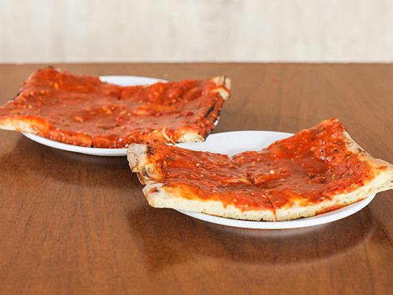 Promo - 2 x 1 pizza común