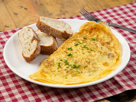 Omelette Plain
