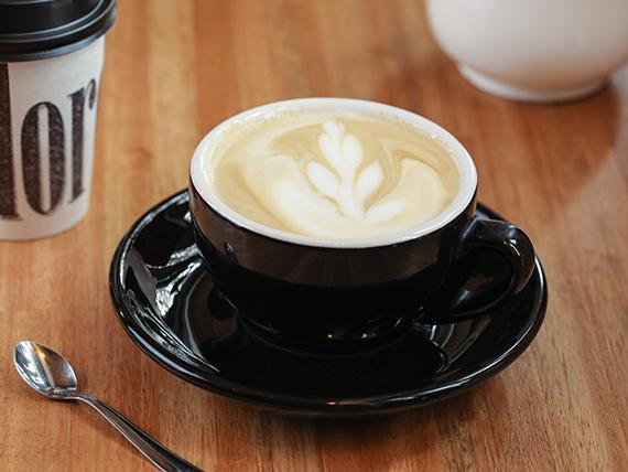 Café cortado 7 oz