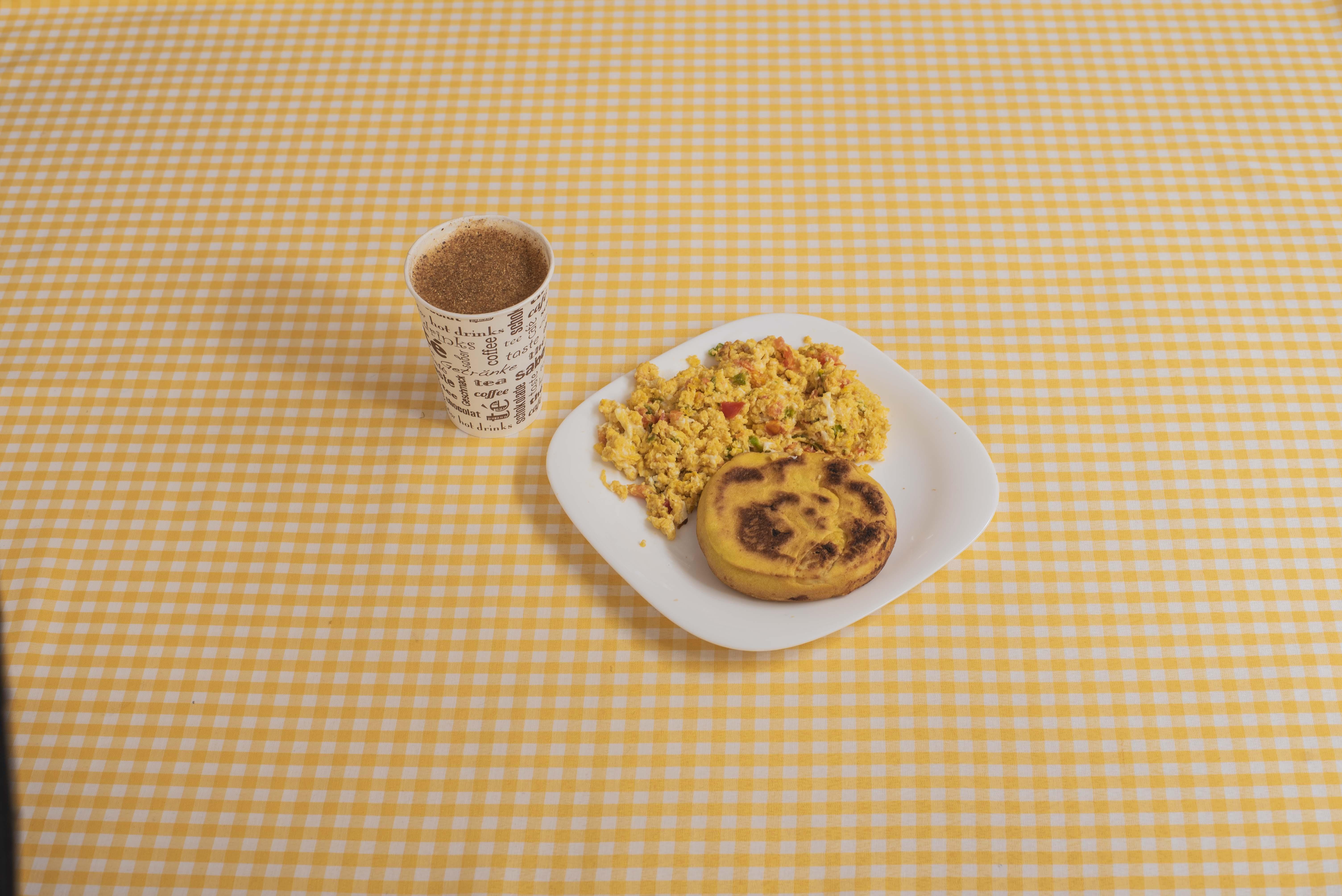 Combo Cafetería 5