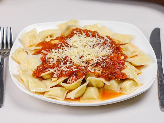 Ravioli de queso y puerro (1/4 kg)