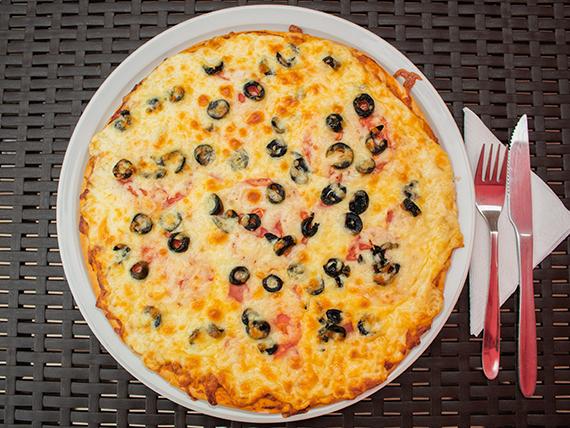 Pizza antipática