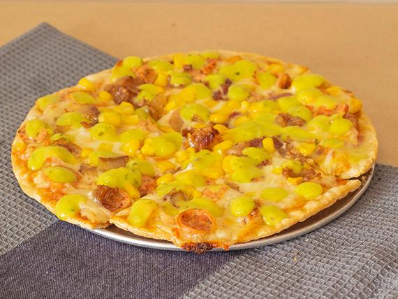 Pizza Especial Personal Paisa