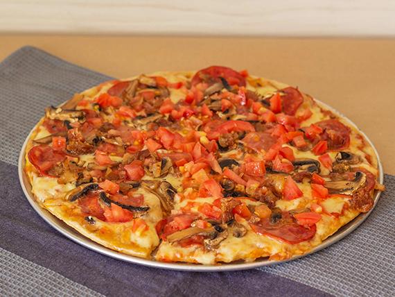 Pizza Especial Personal de la Casa
