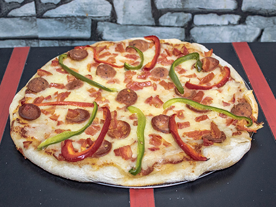 Pizza española II