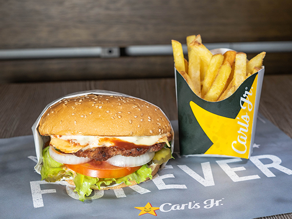 Burger famous star