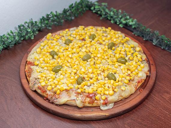 Pizza de choclo
