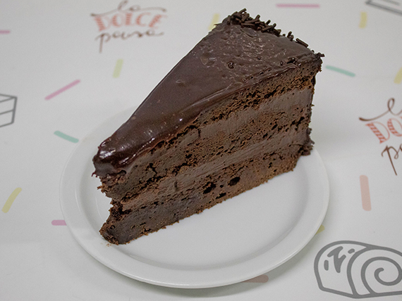 Torta fosh (porción)