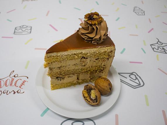Torta Noyer (porción)