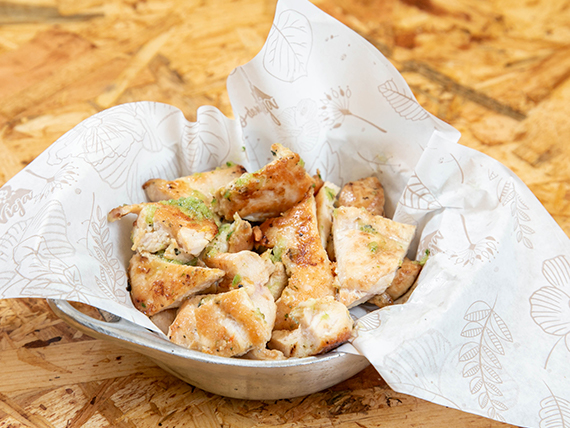 Filete de pechuga de pollo (250 g)
