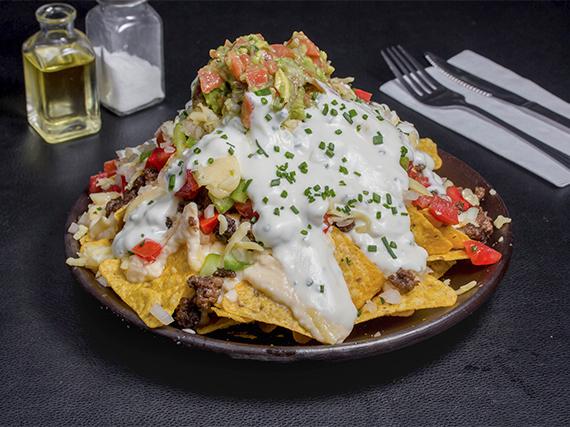 Reloaded nachos