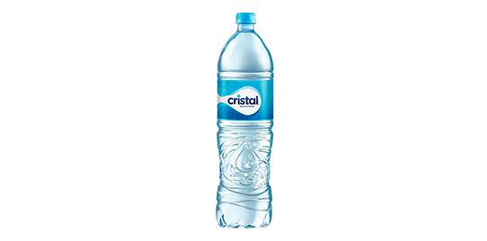 Agua Cristal sin Gas 500 m