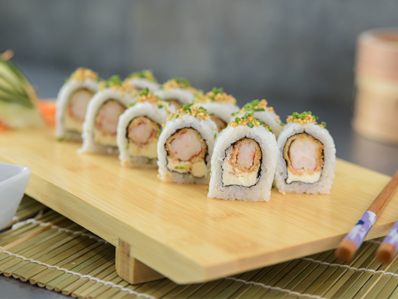 Ebi top roll (10 piezas)