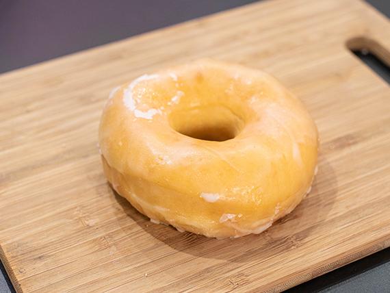 Donut Madonna con glaseado común