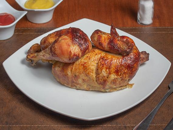 1/2 pollo