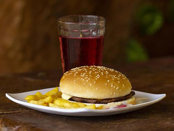 Combo Dino Burger
