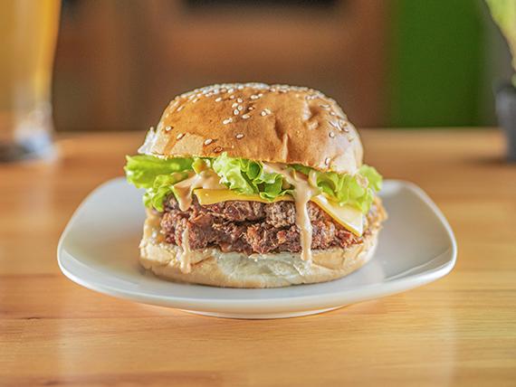 The BFB burger