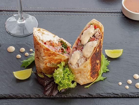 Burrito la mar