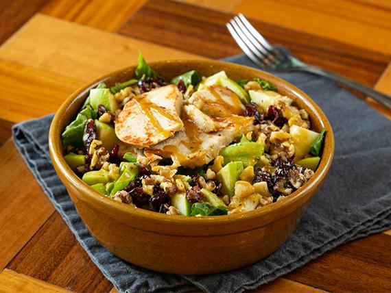 Summer turkey salad