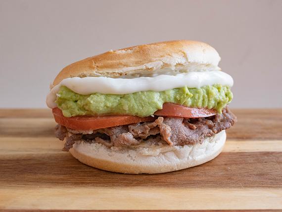 Sándwiches de Churrasco Italiano