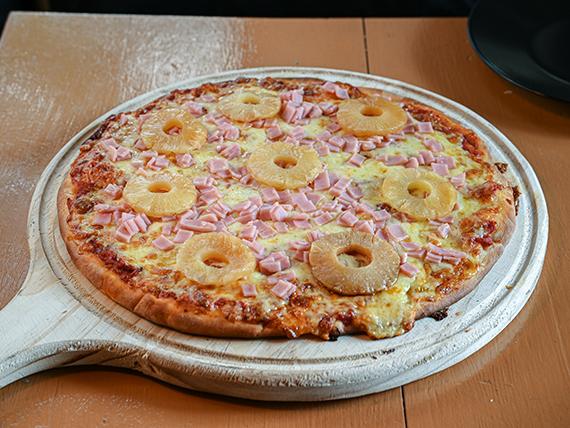 Pizzeta tropical
