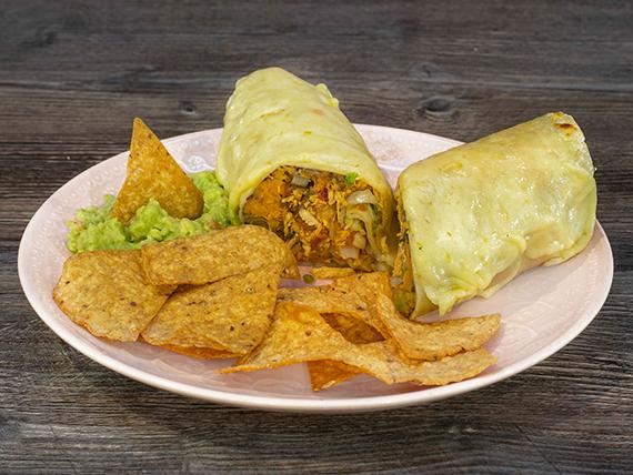 Burrito Carne Asada