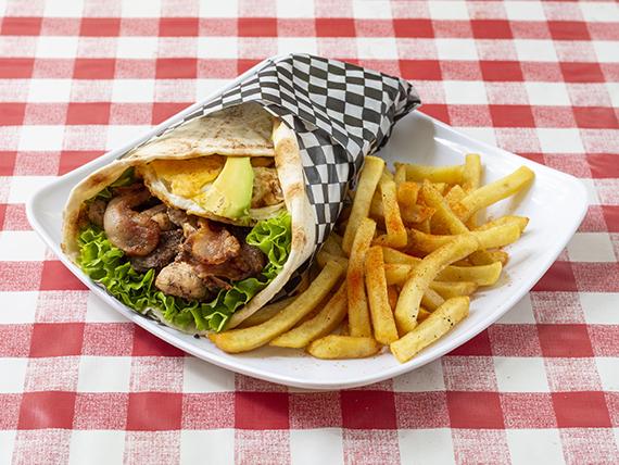 Shawarma Especial