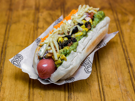Hot Dog A Tu Pinta